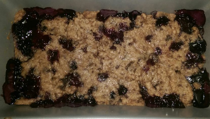 Blue-Beary Crumble
